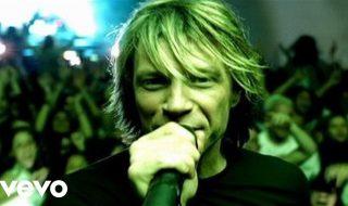 Bon Jovi(ボンジョヴィ)