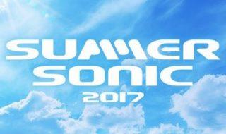 SUMMER SONIC 2017(サマソニ)