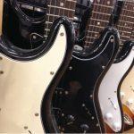 いろんな種類のギター