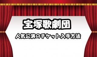 宝塚歌劇団チケット・カード枠情報