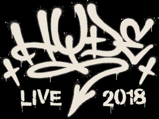 HYDE LIVE 2018