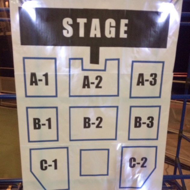 RADWIMPS さいたまスーパーアリーナ 座席表