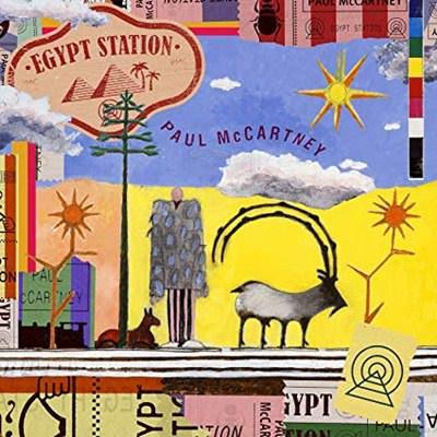 エジプト・ステーション Paul McCartney(ポールマッカートニー)