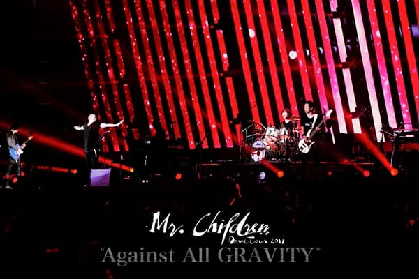 "Mr.Children Dome Tour 2019 ""Against All GRAVITY"""