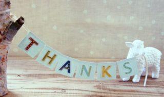 ありがとう 感謝