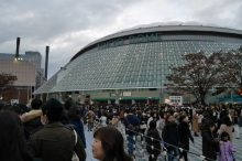 ゆずのみ 東京ドーム