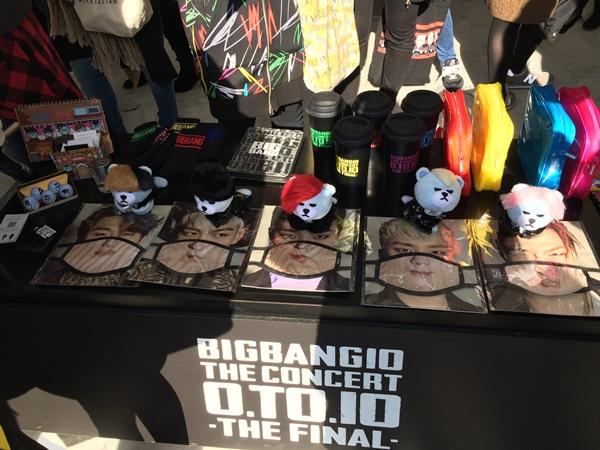 BIGBANG グッズ