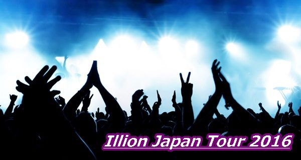Illion Japan Tour 2016