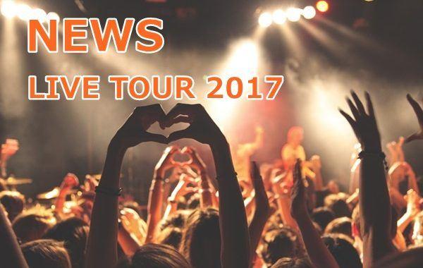 NEWS LIVE TOUR 2017