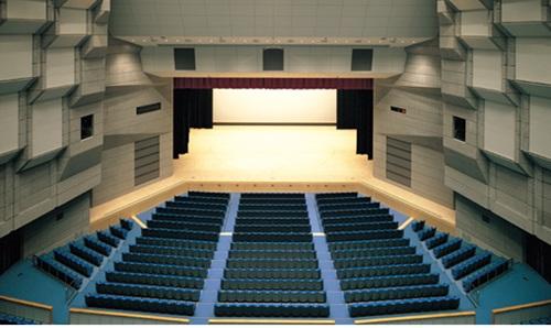 郡山市民文化センター 大ホール