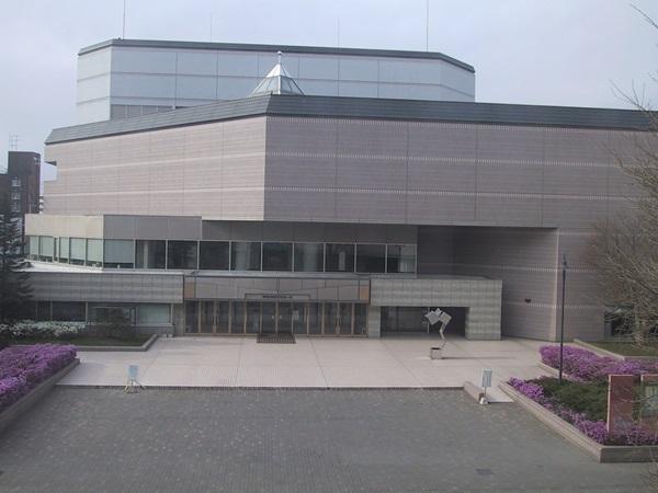 北海道・帯広市民文化ホール